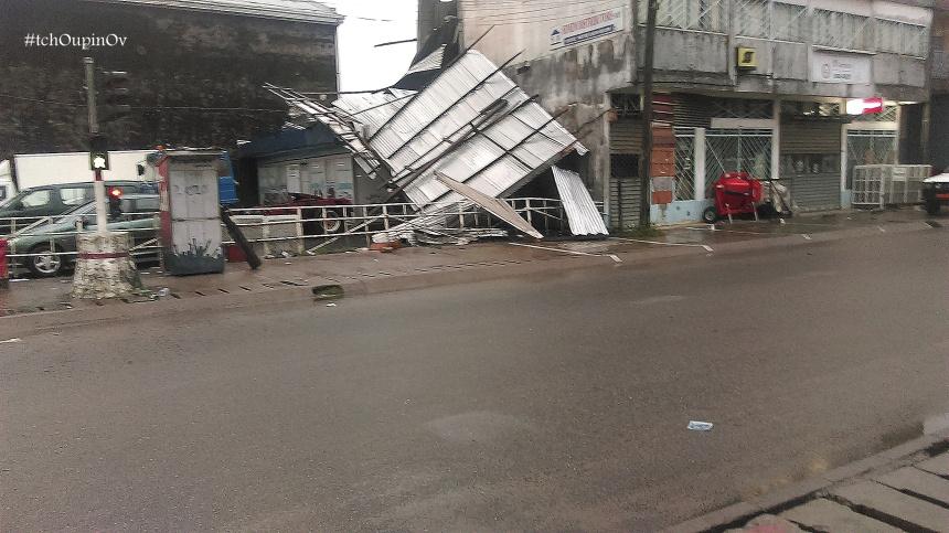 Degat Douala1